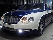 Bentley Continintal Mansory